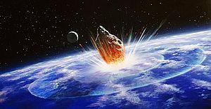 300px-Collision_d'une_comète